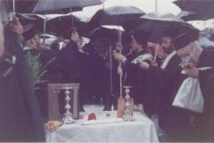 Τελετή θεμελίωσης 2-12-1990